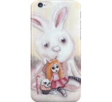 Ester and Bunny iPhone Case/Skin