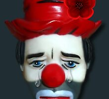 THE TEARS OF A CLOWN...WHEN THERES NO ONE AROUND...PICTURE-PILLOW- TOTE BAG- CARD ECT.. by ✿✿ Bonita ✿✿ ђєℓℓσ