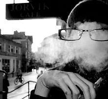 Hidden Shisha Smoke by jennimarshall
