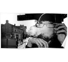 Hidden Shisha Smoke Poster