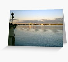 Crawley Foreshore Greeting Card