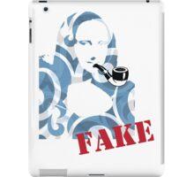 Mona Lisa - Fake iPad Case/Skin
