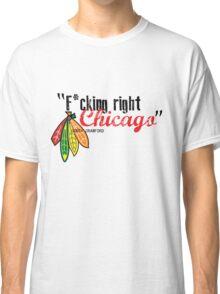 Corey Crawford strikes again Classic T-Shirt