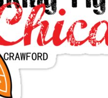 Corey Crawford strikes again Sticker