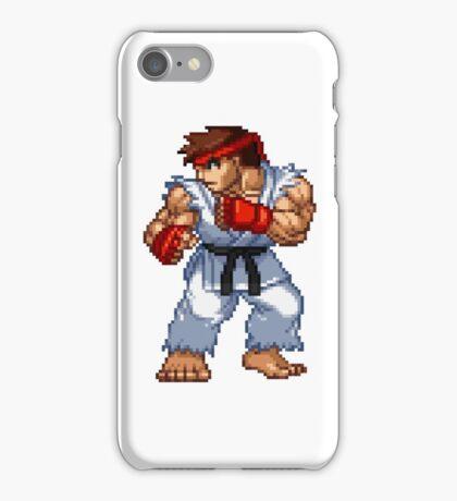 Ryu - Street Fighter Sprite iPhone Case/Skin