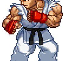 Ryu (NxC) by Lupianwolf