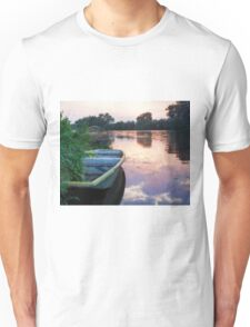 The Tranquil Elbe River Unisex T-Shirt