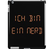 The IT Crowd – Ich Bin Ein Nerd iPad Case/Skin