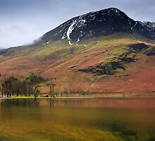 High Crag - Buttermere by David Lewins
