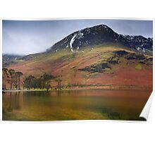High Crag - Buttermere Poster