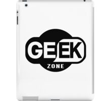 Geek Zone iPad Case/Skin