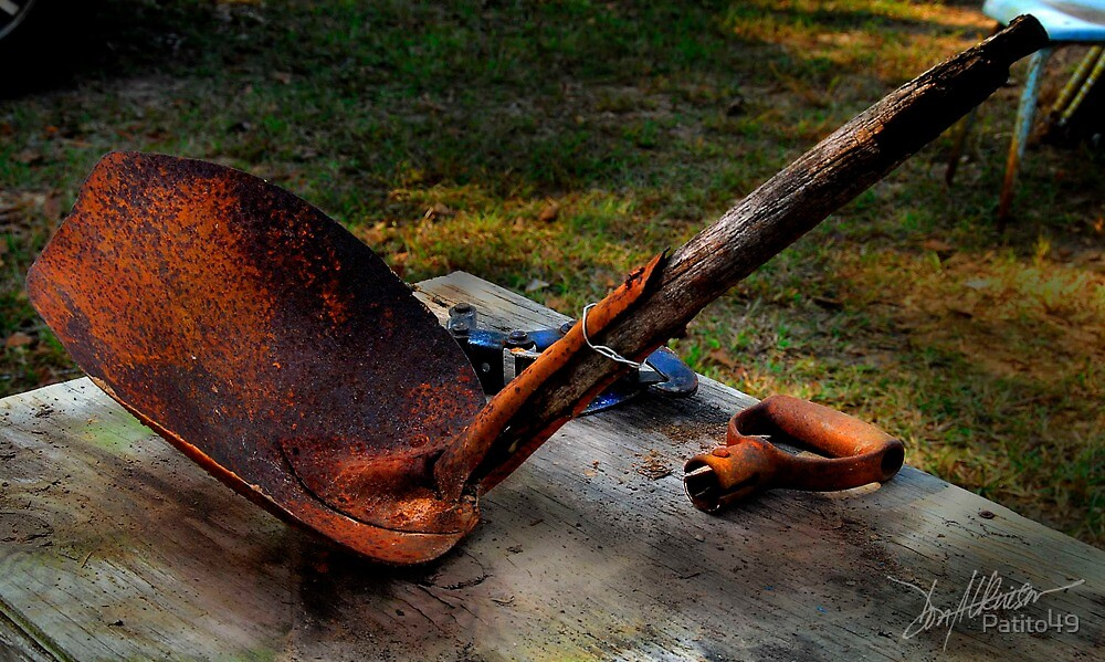 Rust and Shovel by Patito49