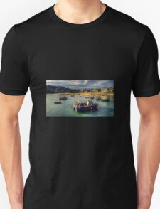 St Ives beach at dusk T-Shirt