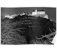 Poetry On Castle Rock Poster
