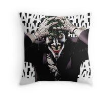 jokerr1 Throw Pillow