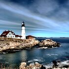 Portland Head Light by GGleason