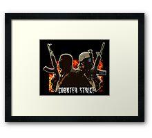Counter-Strike Framed Print