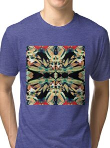 Fantasy Forest - Tribal Boho Art Tri-blend T-Shirt