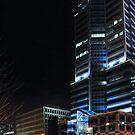 Bank West Building, Sacramento CA by Lenny La Rue, IPA