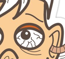 """EARWORM """"Phillie"""" Sticker"""