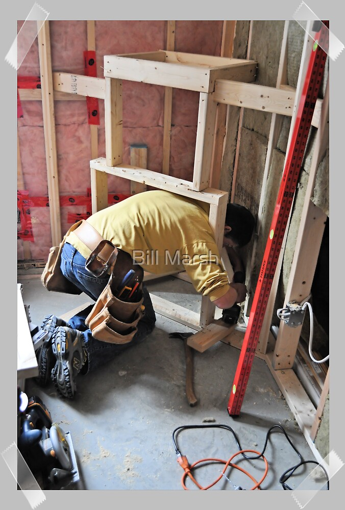 Don't !!!, Bring that Construction Language Home. by Bill Marsh