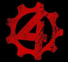 GEARS 4 by ghosthousedsign
