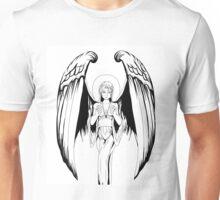 Angels all around Unisex T-Shirt