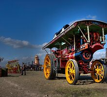 The Showman Engine by Rob Hawkins