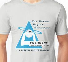 Yoyodyne Propulsion Systems - with slogans! Unisex T-Shirt