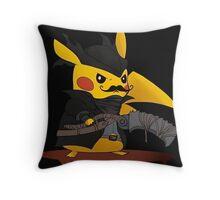 BloodBorne: Special Pikachu Edition Throw Pillow