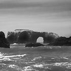Tunnel Rock  by MissAudrey