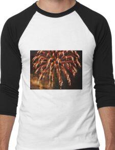 Beautiful Night Men's Baseball ¾ T-Shirt