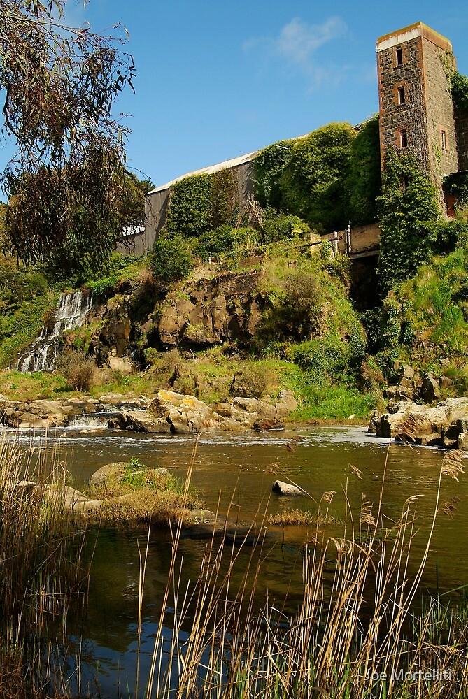Buckley Falls Geelong. by Joe Mortelliti