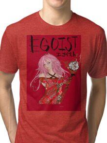 Egoist Fallen Psycho Pass 2 Ending Tri-blend T-Shirt