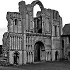 Castle Acre Priory by Kim Slater