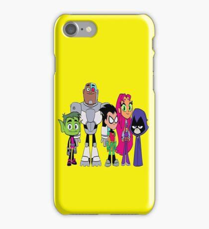 Teen Titans Go!  iPhone Case/Skin