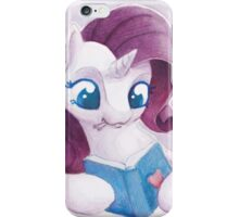 Reading is Magic: Rarity iPhone Case/Skin
