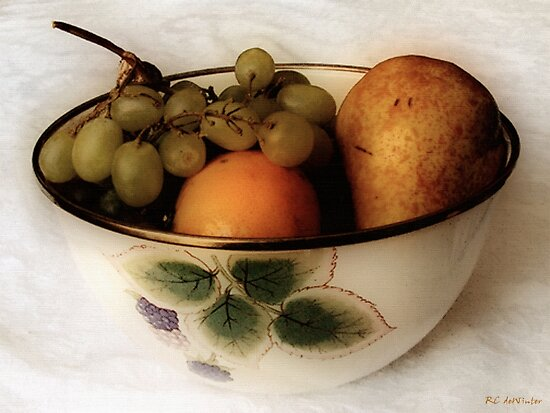 Fruitbowl Retro by RC deWinter