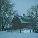 The Foggy Farm by swaby