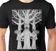 Denizens of the Diabolic Wood Unisex T-Shirt