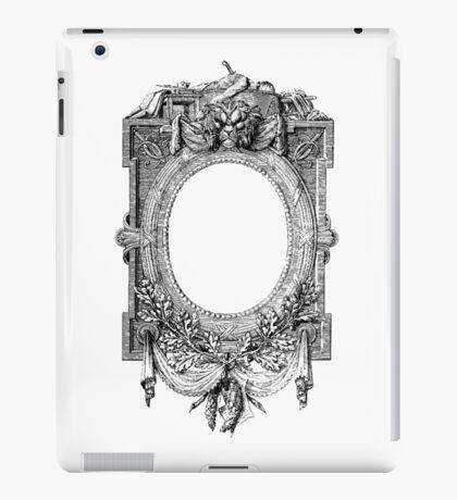Memorial Frame iPad Case/Skin