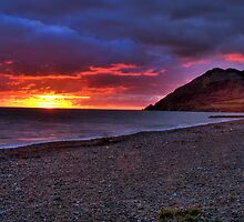 Sunrise in Bray, Co. Wicklow by Stephen O'Connell