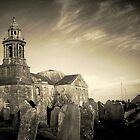 St. George, Portland, Dorset by Scott Irvine