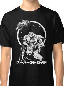 Interstellar Bounty Hunter Classic T-Shirt