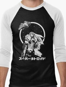 Interstellar Bounty Hunter Men's Baseball ¾ T-Shirt