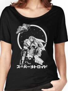 Interstellar Bounty Hunter Women's Relaxed Fit T-Shirt
