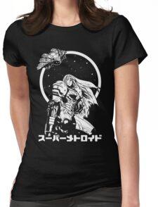 Interstellar Bounty Hunter Womens Fitted T-Shirt