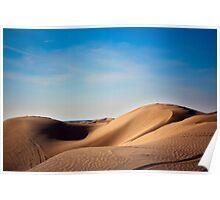 Sandscape Poster