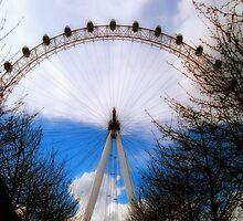 London Eye. by Grace Deen