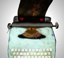 Typewriter by Ruth Fitta-Schulz